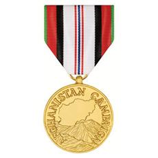 Afghanistan Campaign Medal