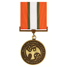 Multinational Force and Observers Medal