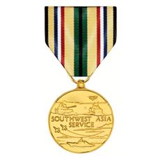 Southwest Asia Service Medal