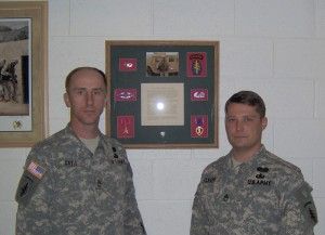 Huachuca US Army Intelligence Center Classroom Dedication